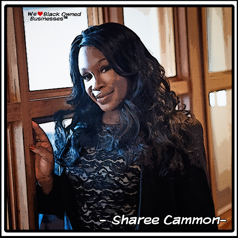 Sharee Cammon Headshot
